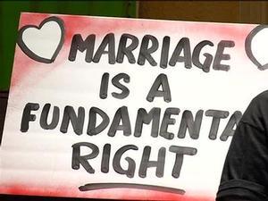 same sex marriage debate