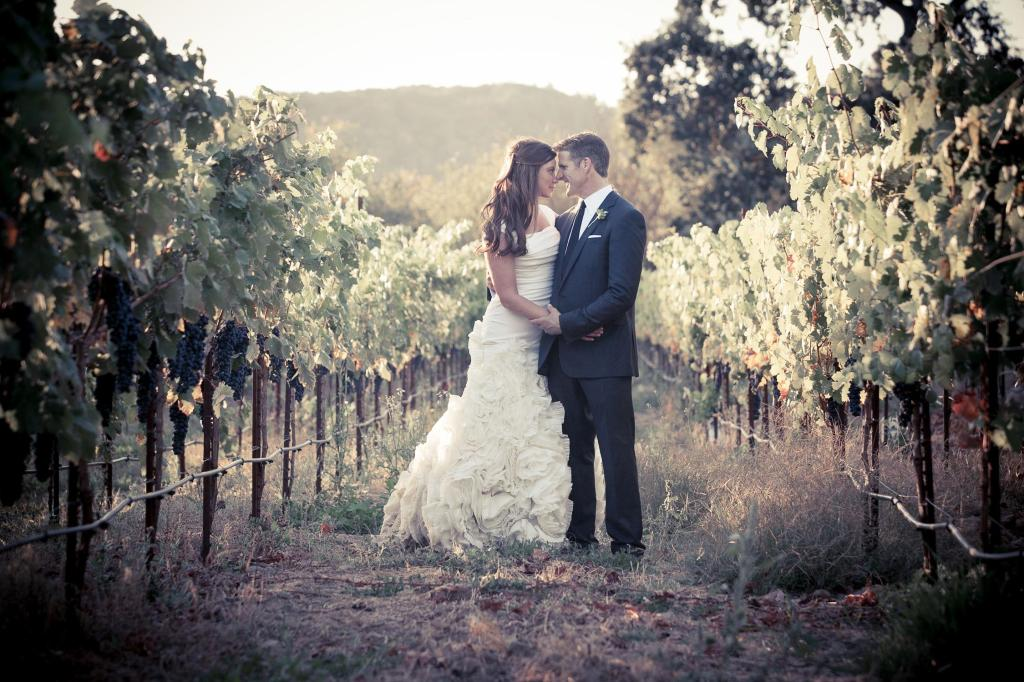 Brittany Maynard at her Wedding