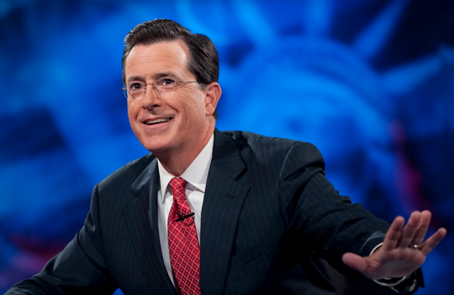 Stephen Colbert Report