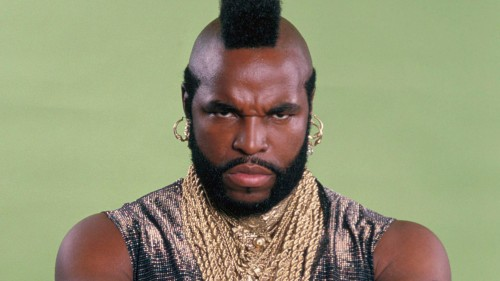 Don't Pity the Fool