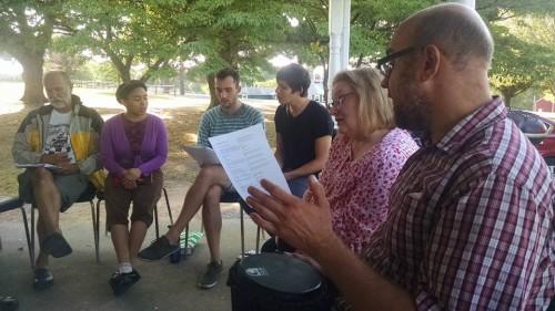 Friends of Jesus Fellowship Fall Gathering