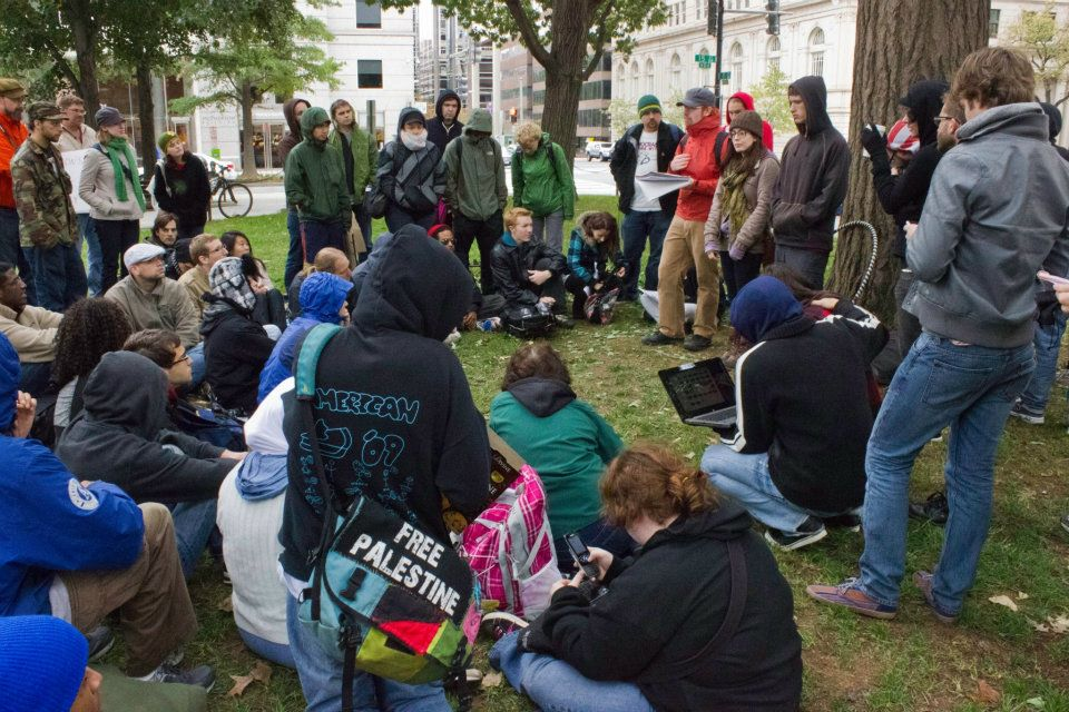 The Beginning is Near: Occupy DC 4 Years Later