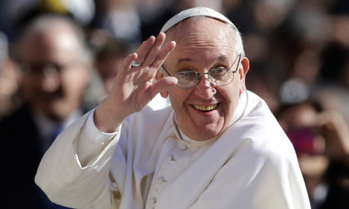 3 Reasons Pope Francis' Visit Could Change America