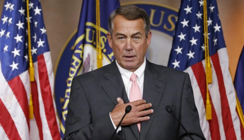 Is Boehner Right? Are There False Prophets in Congress?