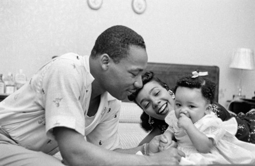 Martin Luther King Isn't Interested in Your Praise